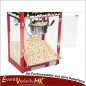 Preview: Popcornmaschine mit Wagen - 8 OZ