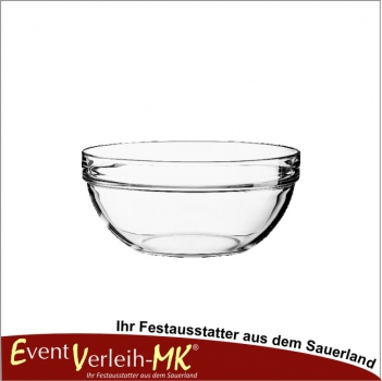 Glasschale 26cm - EMPILABLE GLAS TRANSPARENT